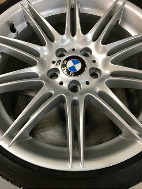 BMWホイール修理大阪